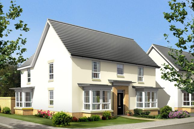 """Thumbnail Detached house for sale in """"Balmore"""" at Merchiston Oval, Brookfield, Johnstone"""