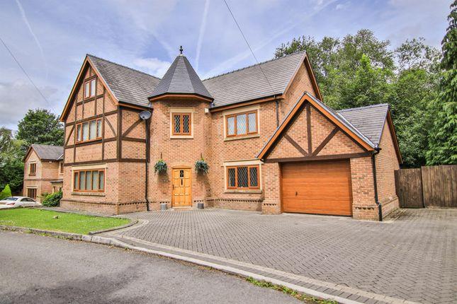 Thumbnail Detached house for sale in Llys Y Nant, Glais, Swansea