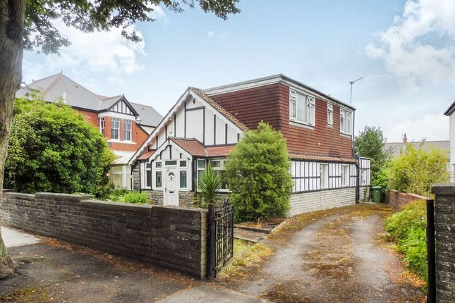 Thumbnail Detached house for sale in Stanwell Road, Penarth