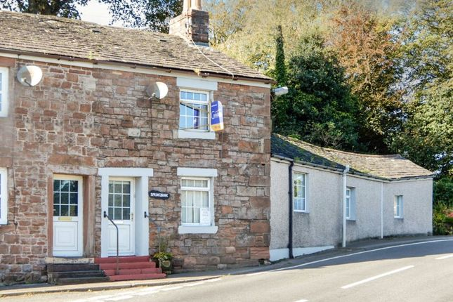 Thumbnail End terrace house for sale in Springbank, The Square, Holmrook, Cumbria