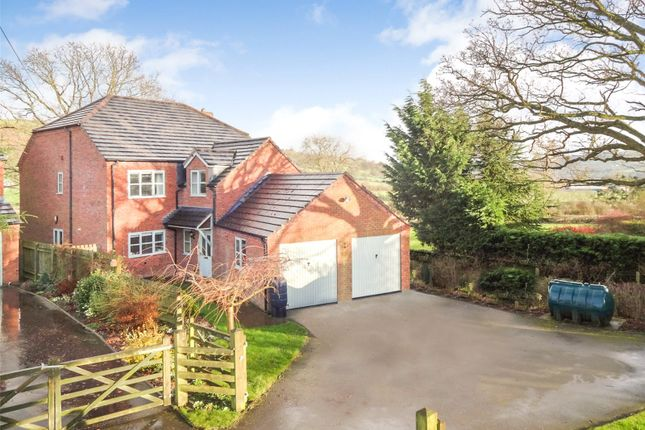 Thumbnail Detached house for sale in Churchstoke, Montgomery, Powys