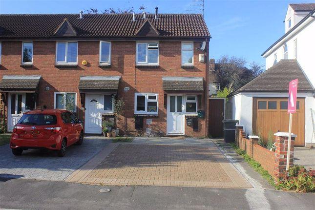 Thumbnail End terrace house for sale in Brean Down Avenue, Henleaze, Bristol