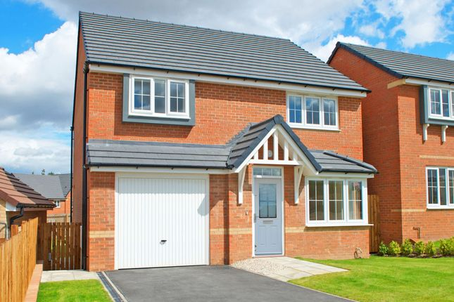 "Thumbnail Detached house for sale in ""Tetbury"" at Bruntcliffe Road, Morley, Leeds"
