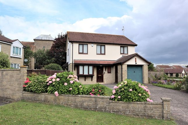 Thumbnail Detached house for sale in Sutton Grange, Yeovil