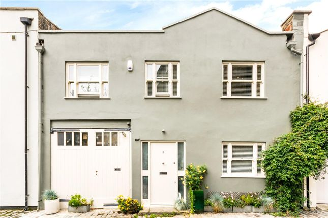 4 bed mews house for sale in Albert Terrace Mews, Primrose Hill, London