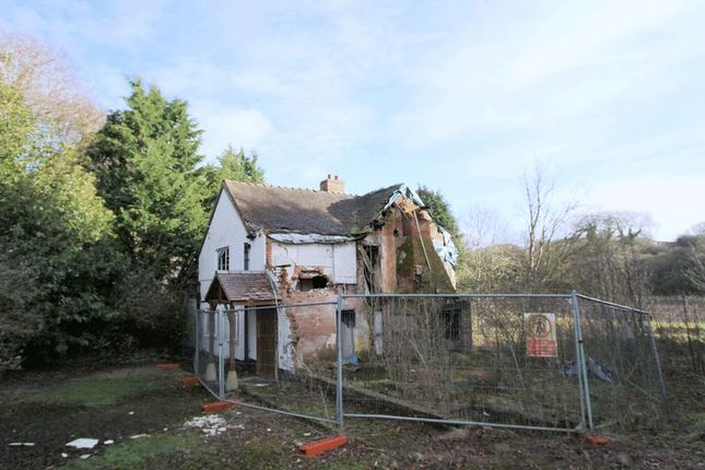 Thumbnail Land for sale in The Mill House, Tern Hill, Market Drayton