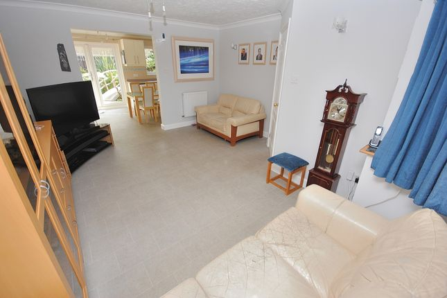 Living Room of Squires Close, Bishop's Stortford, Hertfordshire CM23