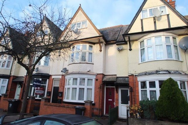 Thumbnail Studio to rent in Sweetbriar Road, West End, Leicester