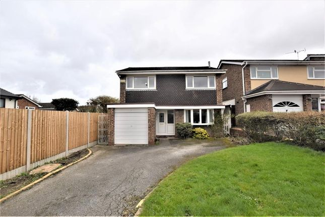 Thumbnail Detached house for sale in Whateley Hall Road, Knowle, Solihull