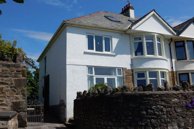 Thumbnail Semi-detached house to rent in Belle Vue Avenue, Lancaster