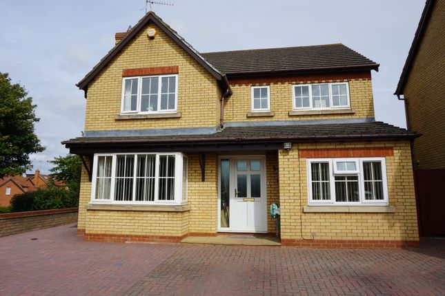 Thumbnail Detached house for sale in Hecham Way, Higham Ferrers