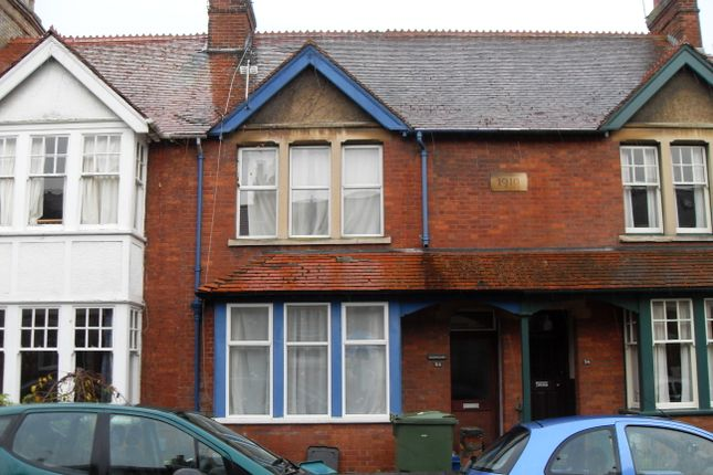 Thumbnail Terraced house to rent in Warneford Road, Oxford