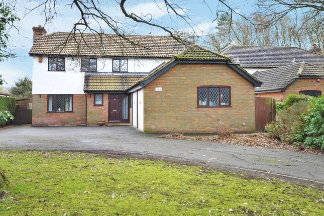 4 bed detached house for sale in Weston Road, Aston Clinton, Aylesbury