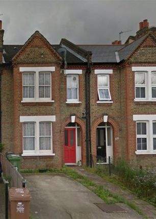 Thumbnail Terraced house to rent in Adamsrill Road, London