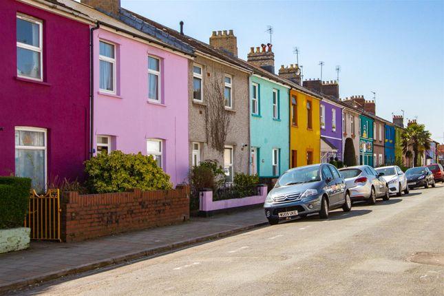 Thumbnail Flat to rent in Elm Street, Roath, Cardiff