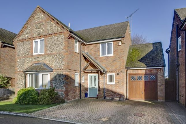 Thumbnail Detached house for sale in Barley View, Prestwood