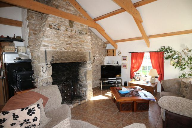 Thumbnail Farmhouse for sale in Blackwater, Truro