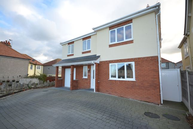 Thumbnail Detached house for sale in Rhuddlan Road, Abergele