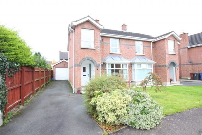 Thumbnail Semi-detached house for sale in Greenvale Park, Antrim