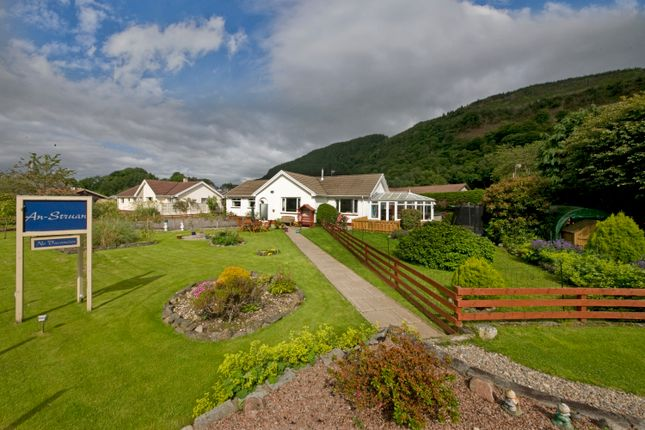 Thumbnail Detached bungalow for sale in An Struan, Benderloch