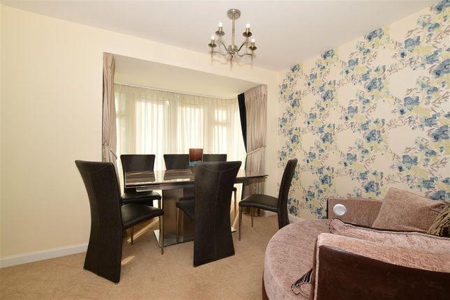 Dining Room of Bradbrook Drive, Longfield, Kent DA3
