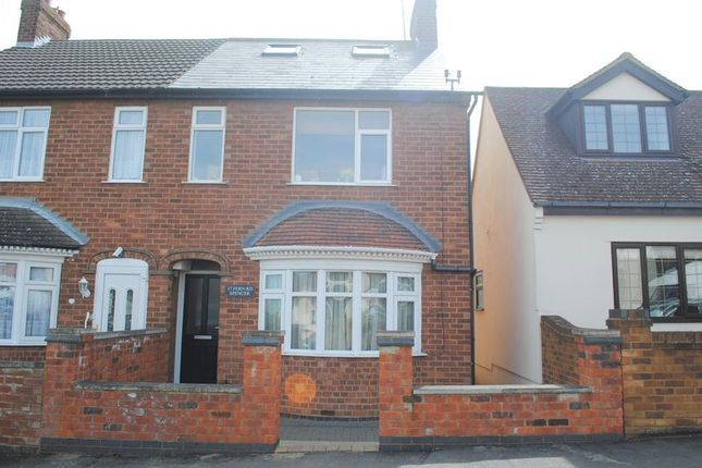 Thumbnail Semi-detached house for sale in Fern Road, Rushden