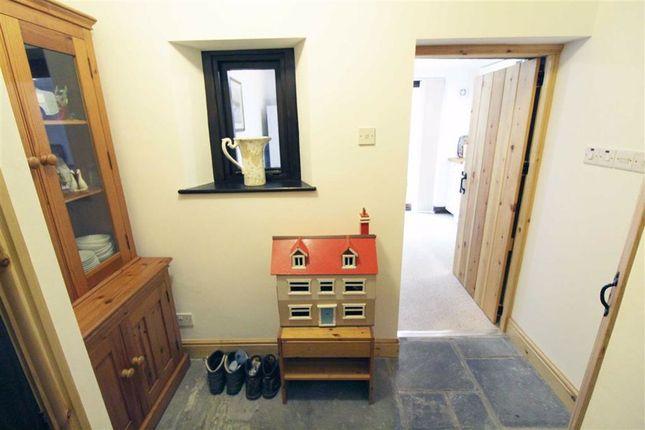 Inner Hall of Long Row, Calder Vale, Preston PR3
