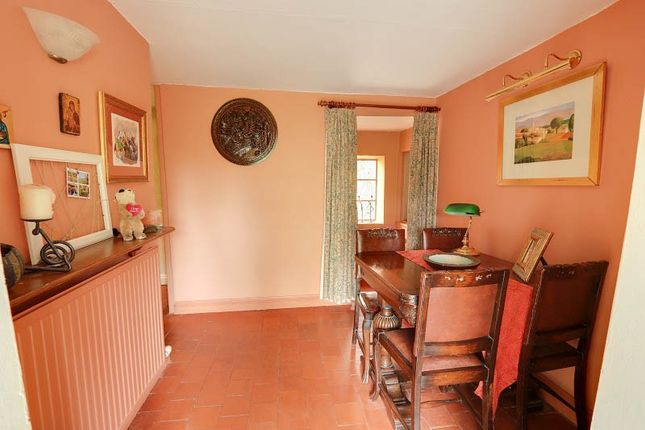 Dining Area of With 1 Bed Annex, Church Lane, Alvington, Lydney, Gloucestershire. GL15