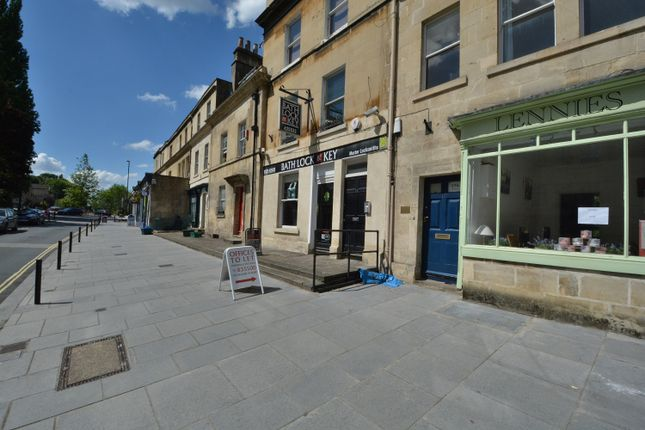 Thumbnail Maisonette to rent in Claverton Buildings, Bath