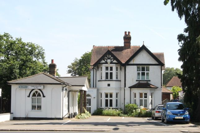 Thumbnail Flat to rent in Hersham Road, Walton-On-Thames