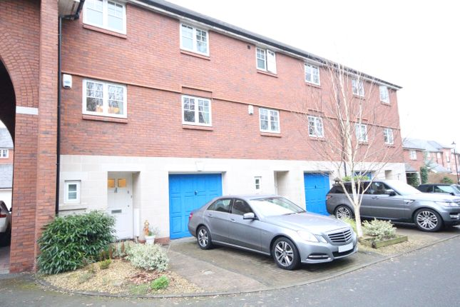 Thumbnail Town house to rent in Scarlett Drive, Hutton, Preston