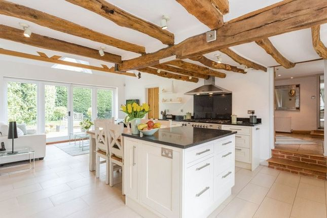 Thumbnail Detached house for sale in Heath End Road, Great Kingshill, High Wycombe