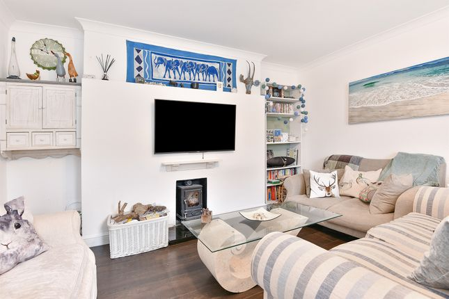 Thumbnail Flat for sale in Seymour Villas, Penge, London