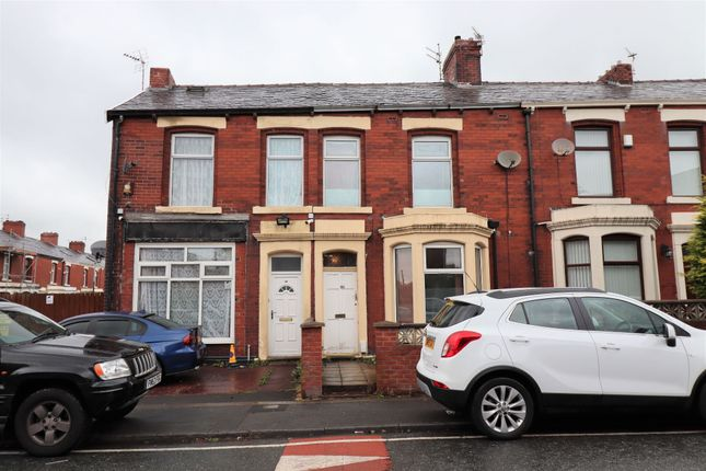 Thumbnail Terraced house for sale in Granville Road, Blackburn