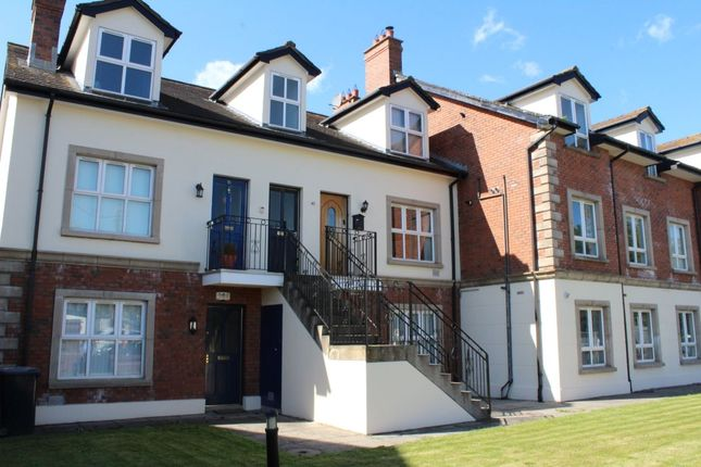 Thumbnail Flat for sale in Galway Manor, Dundonald, Belfast