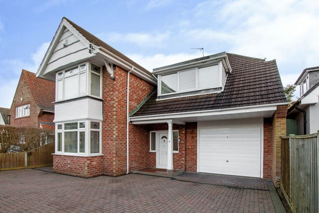 Thumbnail Detached house for sale in Geralds Close, Lincoln