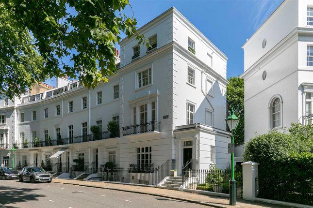 Thumbnail End terrace house for sale in Egerton Crescent, London