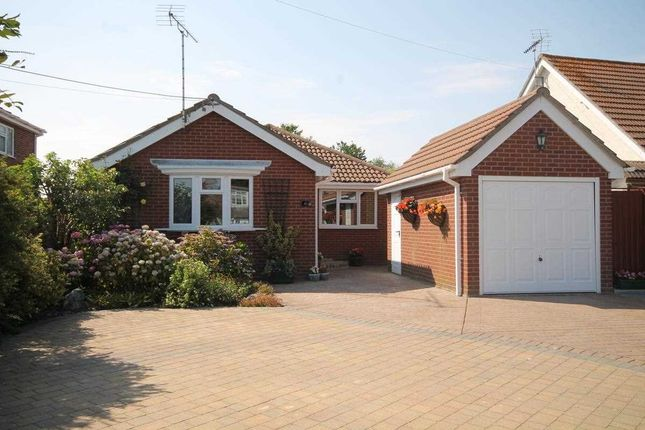 Thumbnail Bungalow for sale in Halstead Road, Kirby Cross, Frinton-On-Sea