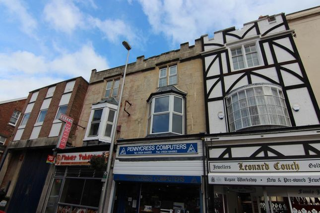 Thumbnail Flat to rent in St James St, Weston-Super-Mare, North Someset