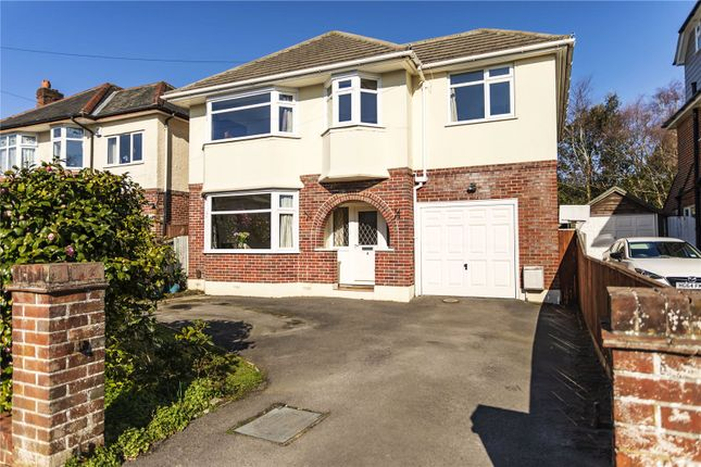 Thumbnail Detached house for sale in Wynford Road, Lower Parkstone, Poole