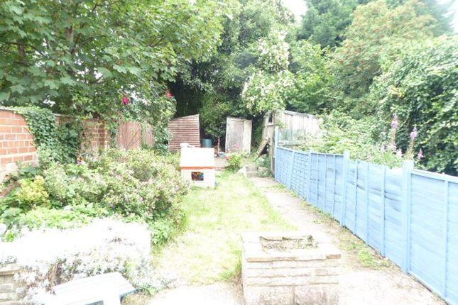 Rear Garden of Princes Road, Hull HU5