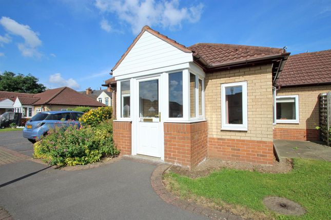 Thumbnail Terraced bungalow for sale in Rochester Avenue, Netherfield, Nottingham