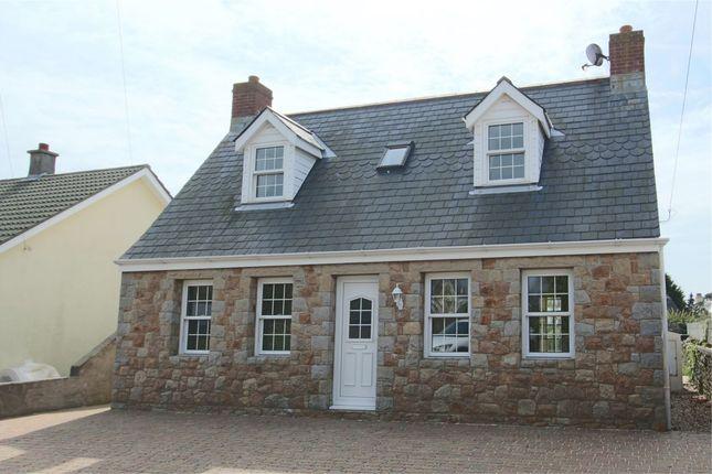 Thumbnail Detached house to rent in Les Petite Palmeriers, La Folie Lane, Vale