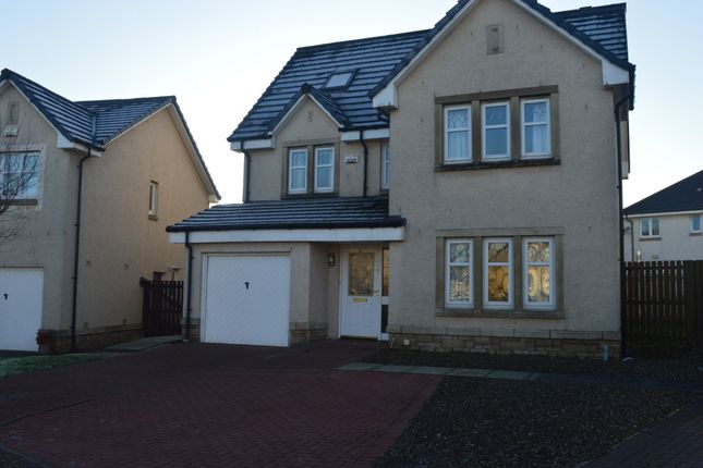 Thumbnail Detached house to rent in Peasehill Road, Rosyth, Fife
