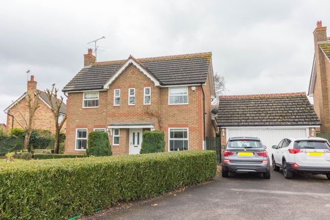 Thumbnail Detached house for sale in Chatteris Way, Lower Earley, Reading