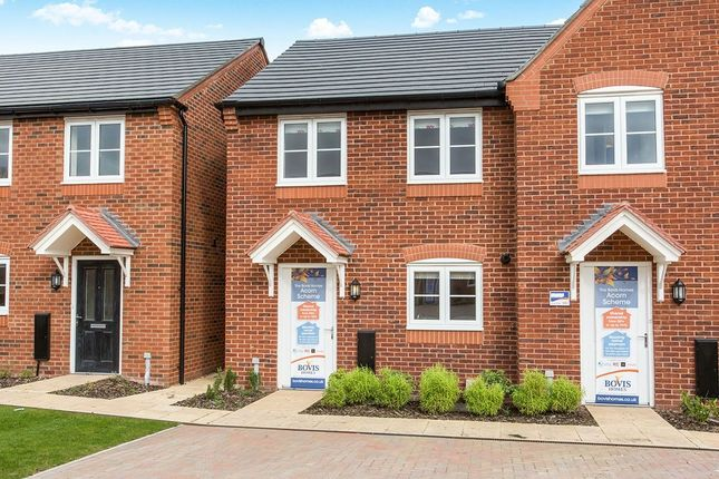 Thumbnail Semi-detached house for sale in Iris Rise, Cuddington, Northwich