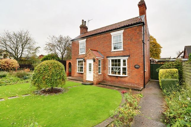 Thumbnail Detached house for sale in Westoby Lane, Barrow-Upon-Humber
