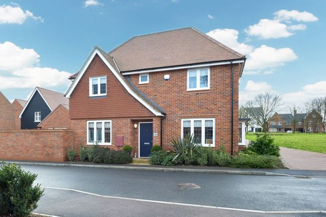 Thumbnail Detached house for sale in Bowlby Hill, Gilston, Harlow