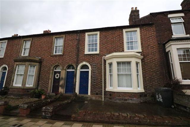 Thumbnail Terraced house for sale in Scotland Road, Carlisle, Cumbria