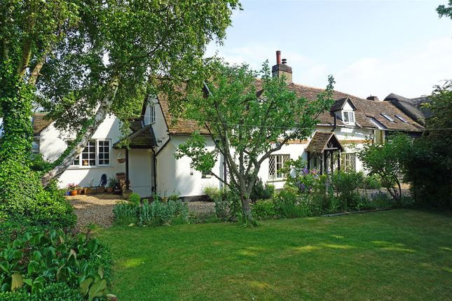 Thumbnail Semi-detached house for sale in Woolgrove Road, Hitchin